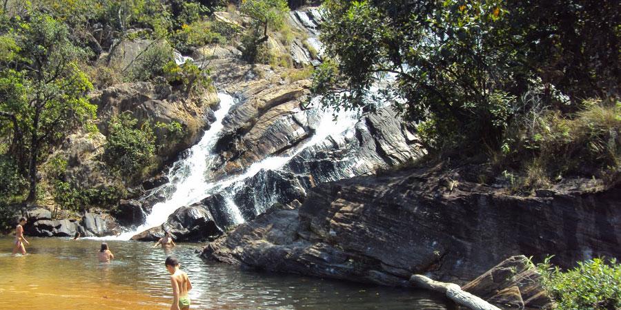 Cachoeira Do Lazaro