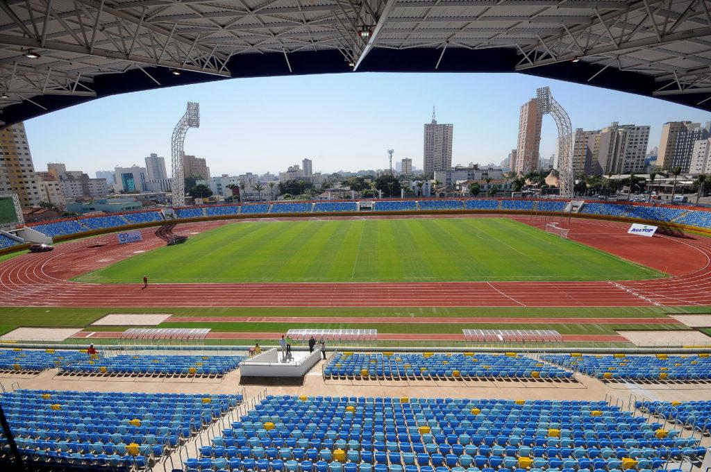 Estádio Olímpico. - Foto. Lailson Damasio