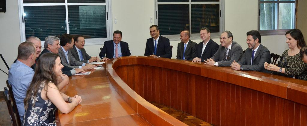 Aldiencia com Empresarios da Dudalina fotos Eduardo Ferreira