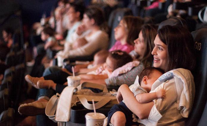 As sessões do CineMaterna Flamboyant, preparadas para receber mães e pais  acompanhados de bebês com até 18 meses, estão de volta à programação de  eventos do ... 41e1014761