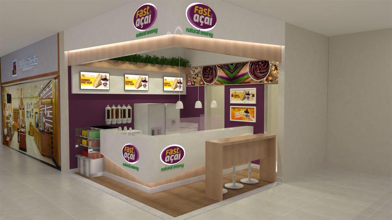 cf2e30349be Franquia de alimentação saudável inaugura loja conceito no Buriti Shopping