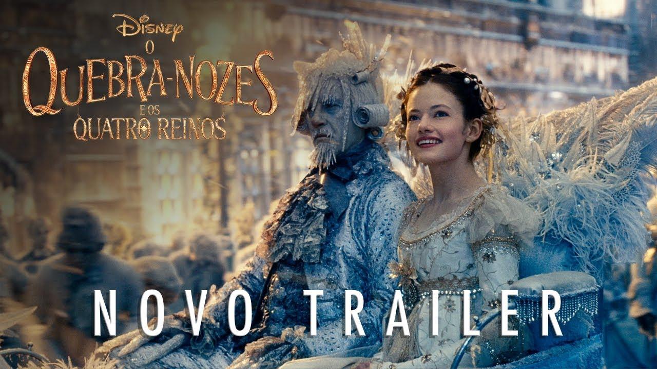Resultado de imagem para O Quebra-Nozes e os Quatro Reinos: filme da Disney ganha novo trailer legendado